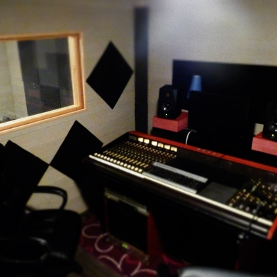 garage inc. studio recording south of france montpellier pezenas